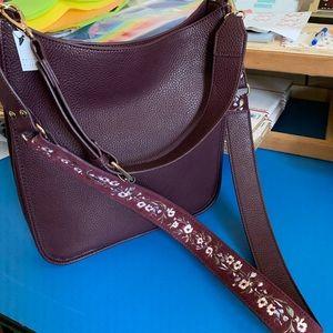 WHBM Handbag. NEW w Tags